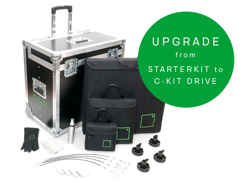 Starterkit Upgrade to C-Kit Drive