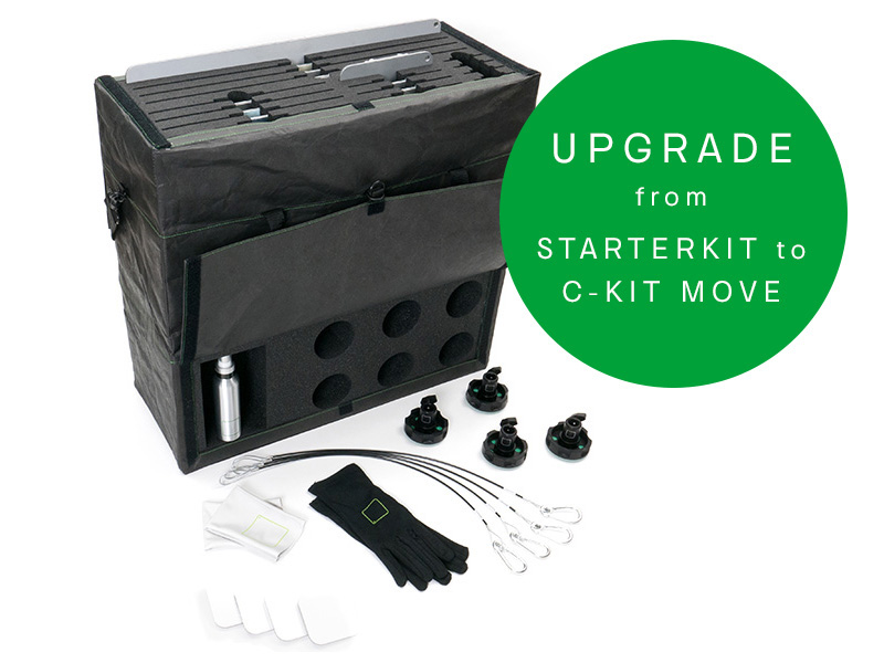Starterkit Upgrade to C-Kit Move